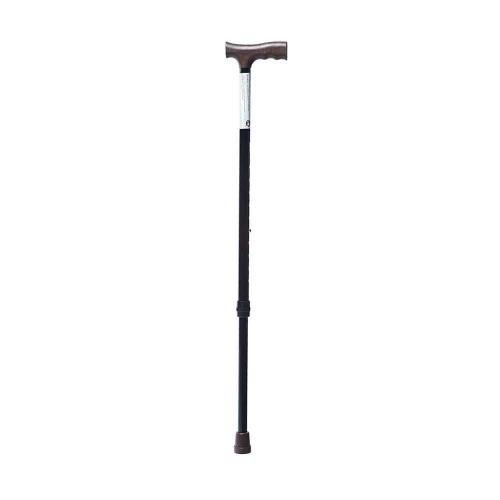 Трость односекционная FS9206L металлическая, регулируемая по высоте 71,0-93,5 см, без УПС