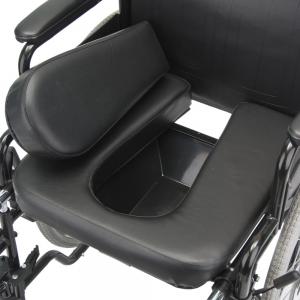 Инвалидные кресла-коляски с санитарным оснащением