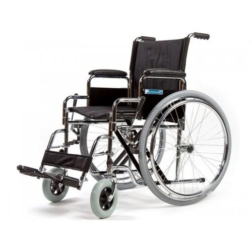 Инвалидная кресло-коляска с ручным приводом LY-250-L