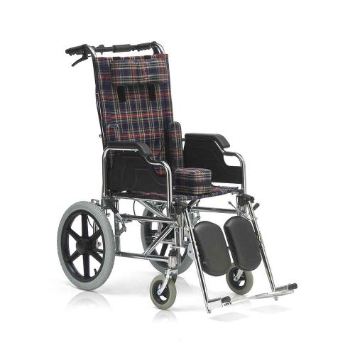 Механическая кресло-коляска FS212BCEG для детей с ДЦП