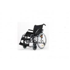 Кресло-коляска LY-710-3101/48 инвалидная облегченная, с принадлежностями, грузоподъемность до 120 кг, ширина сиденья 48 см