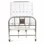 Четырехсекционная функциональная механическая кровать RS104-A  с принадлежностями и регулировкой угла наклона