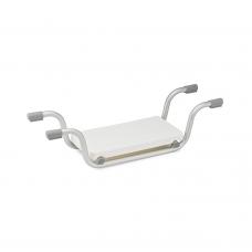 Сиденье-доска В00650 для ванны, с металлической опорой (202000012)