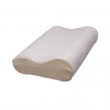 Подушка ортопедическая F 8021 c эффектом памяти, размер 50*30*12/10 см