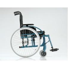 Кресло-коляска механическая, модель 3.310 PRIMUS-2, цвет рамы - черный