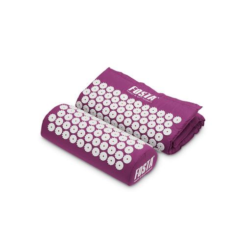 Аппликатор F 0107- Акупунктурный коврик + валик (800214)
