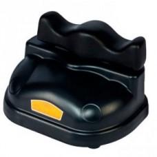 Свинг-машина DS-087, 5 режимов для регулировки скорости. Таймер. Комфортная пластиковая подставка для ног.