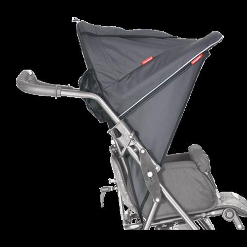 Навес RPRK00107 с боковыми заслонами для детской коляски PATRON