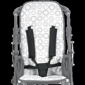 5 - точечный ремень для колясок Patron Rprk077