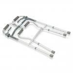 Металлические универсальные ходунки с регулировкой по высоте FS9632L