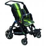 Кресло-коляска инвалидная с принадлежностями TOM 5 Streeter