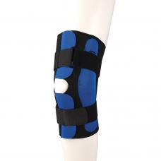Фиксатор колена F 1293  с полицентричными шарнирами, разъемный, степень фиксации средняя, цвет черный, размер по выбору: S,M,L,XL