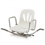 Поворотное сиденье для ванной FS793S, грузоподъемность 100 кг