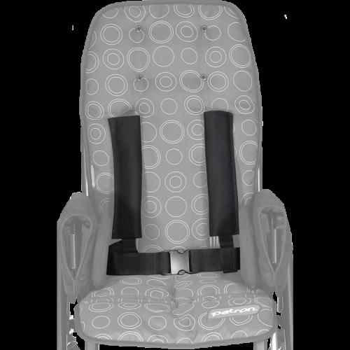 4-точечный грудной ремень безопасности RPRK004 для колясок Patron
