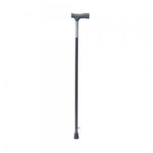 Трость односекционная FS910L металлическая, с УПС, 90см (2017000022)