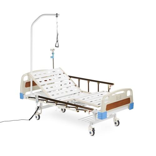 Кровать функциональная электрическая с принадлежностями RS301 (четырехсекционная)