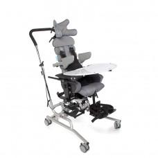 """Ортопедическое кресло - коляска Baffin neoSIT HL с системой """"Адаптивный позвоночник"""" на домашней раме."""