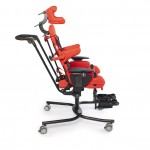 """Ортопедическое кресло - коляска Baffin neoSIT RS с системой """"Адаптивный позвоночник"""" на домашней раме."""