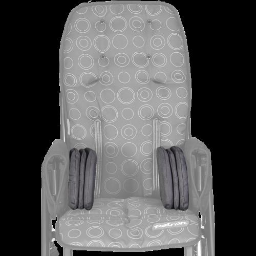 Подушечки для регулировки ширины сидения для колясок Patron Rprk033