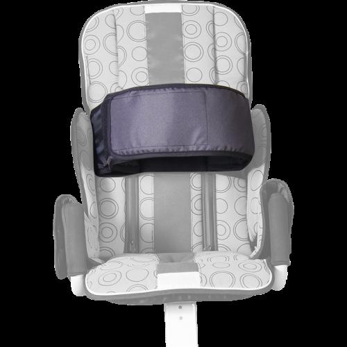 Широкий ремень на липучке, для груди для колясок Patron Rprk012