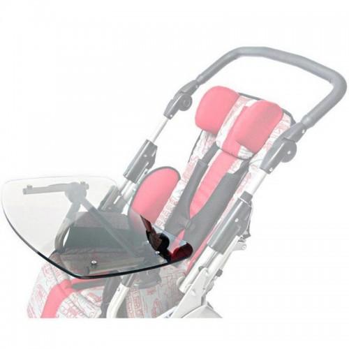Столик Plexiglas для коляски Akcesmed Рейсер Урсус Uss_414