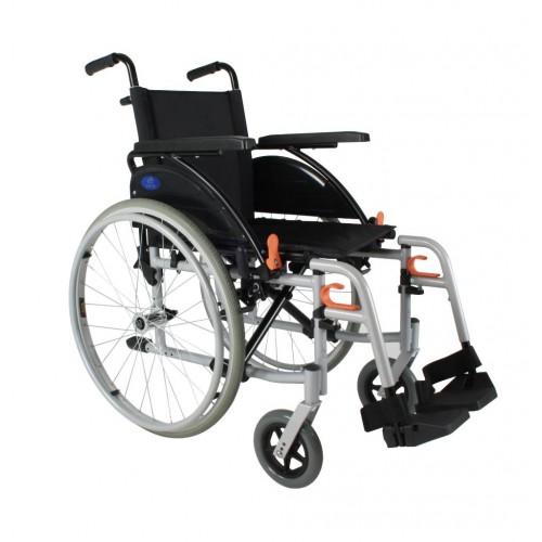 Кресло - коляска инвалидная Xeryus 110 для управления одной рукой, VAN OS MEDICAL,Бельгия