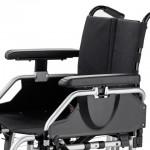 Кресло-коляска механическая BUDGET 9.050 комплектация PREMIUM, Meyra