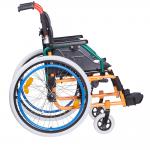 Механическая кресло-коляска FS980LA для детей с ДЦП и детей-инвалидов