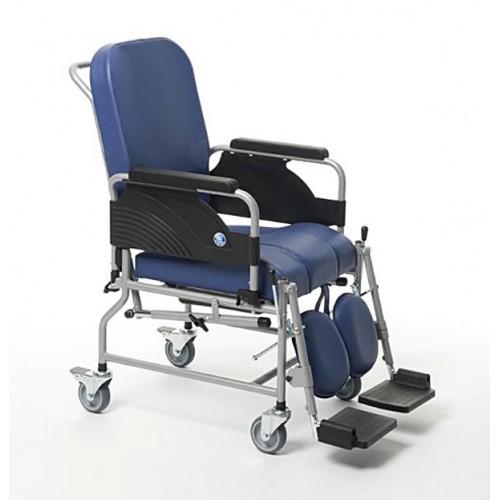 Кресло-туалет на маленьких колесах Vermeiren 9303