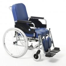 Кресло туалет на больших колесах Vermeiren 9300