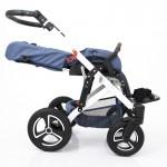 Детская инвалидная кресло-коляска Akcesmed Гиппо Панда Pd