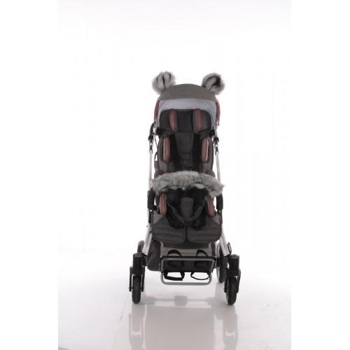 Кресло-коляска инвалидная с принадлежностями для детей с ДЦП Grizzly,My Wam