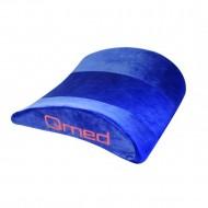 Подушка ортопедическая LUMBAR SUPPORT DRQE3D для поддержки и разгрузки спины, размер 40 x 33 х 12 см