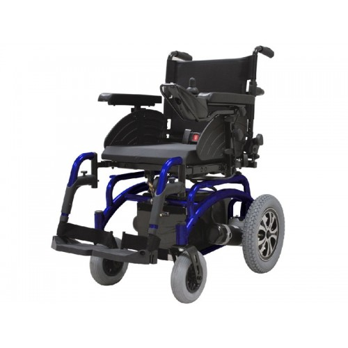 Инвалидная кресло-коляска LY-EB103-650 с электроприводом
