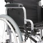 Кресло - коляска инвалидная Armed Н 001 с дополнительными колесами, ширина сиденья 44,5 см