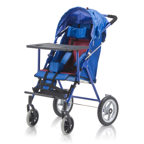 Облегченная механическая кресло-коляска H 031 для детей с ДЦП