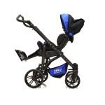 Детская инвалидная кресло-коляска Ника-04 для детей с ДЦП