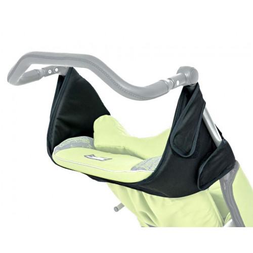 Низкие боковые заслоны для головы RCR_004 для детской коляски РЕЙСЕР RC