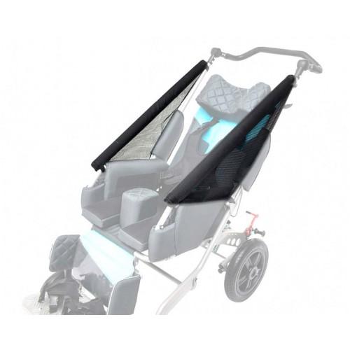 Боковые панели RCR_006 для инвалидной коляски РЕЙСЕР RC
