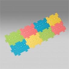 Аппликатор F 0810- коврик массажный для профилактики и лечения плоскостопия (коробка)