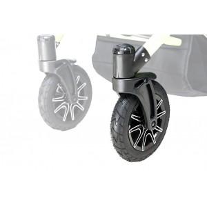 """Колесо переднее HPO_717 10"""" x 2"""" для детской коляски Гиппо Hp"""