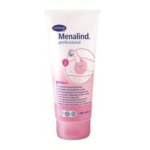 Защитный крем без цинка MENALIND professional, 200 мл.