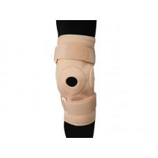 Ортез на коленный сустав BKFO C1KN-901  фиксирующий, с ребрами жесткости и отверстием (S, M, L, XL)