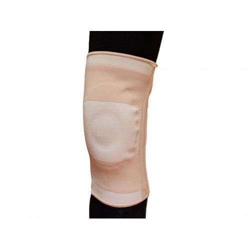 Ортез на коленный сустав C1ELS-1201 эластичный с ребрами жесткости