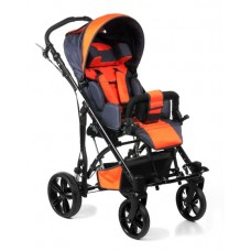 Кресло-коляска JUNIOR PLUS для детей-инвалидов и детей с ДЦП, ширина сиденья 35 см, вес 21,85 кг, цветовая гамма в ассортименте