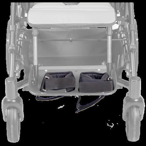 Фиксатор стоп для инвалидных колясок Patron RPRK008