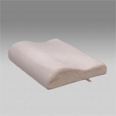 Подушка ортопедическая F 8022 c эффектом памяти для детей, размер 40*25*8/6 см
