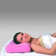 Подушка для сна КОМФ-ОРТ К-800 анатомическая с памятью положения, для взрослых, с выемкой, размер 50*30*14 см, тип 1