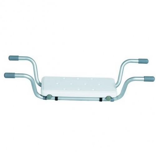 Сидение для ванны DRVW_042, алюминевая рама с регулировкой ширины