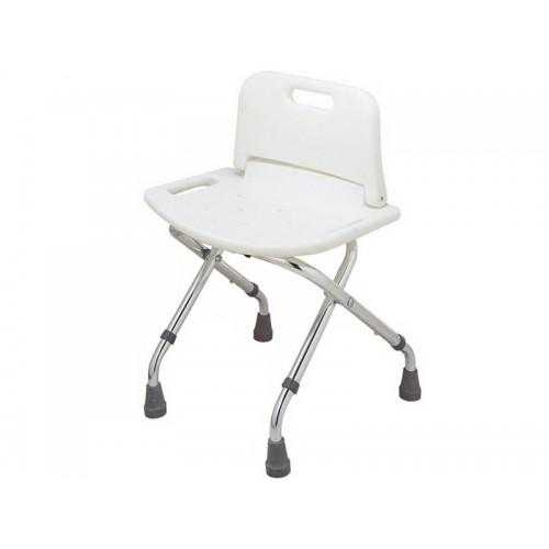 """Складное сиденье-стул для ванны """"VIOLET LY-1009 , рабочая ширина 45 см, грузоподъемность 100 кг"""